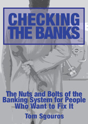 Checking the Banks by Tom Sgouros (PREORDER)